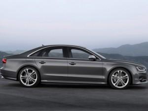 Audi A8 2014 : Performance et efficacité