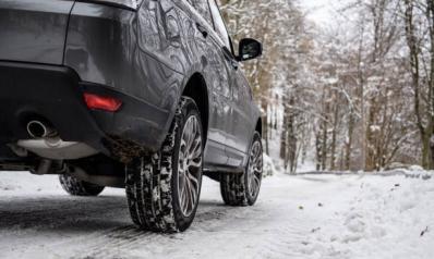 Pluie, neige, verglas : des conseils pour rouler sur chaussée glissante